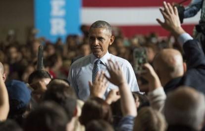 Dernier message de Noël pour Obama
