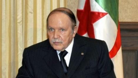 Crash d'un avion russe: le Président Bouteflika adresse un message de condoléances à M. Poutine