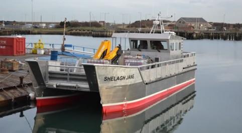 Le premier catamaran construit entièrement en Algérie sera livré en juin 2017.