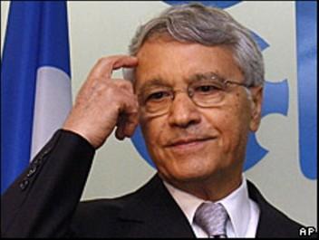 Il a exposé son «Programme» et sa «Vision» économique et Sociale de l'Algérie hier a Bouira: Chakib Khelil, une conférence-programme