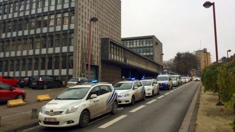 Alerte à la bombe en cours au Palais de Justice de Charleroi