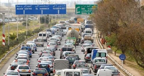 Embouteillages et routes dégradées Le calvaire des automobilistes