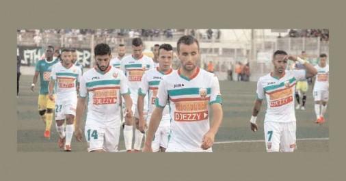 Coupe d'Algérie de football (16es de finale): Les favoris passent difficilement