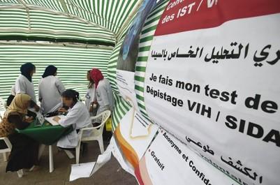 VIH-SIDA: 76 nouveaux cas enregistrés à Tamanrasset
