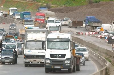 Route Lakhdaria – Bouira Le calvaire continue