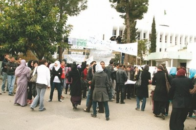Il estime que leurs revendications sont «illégitimes»: Hadjar répond aux étudiants protestataires