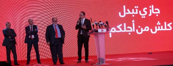 Djezzy : la 3G présente dans les 48 wilayas et la 4G dans 20 wilayas avant fin 2016