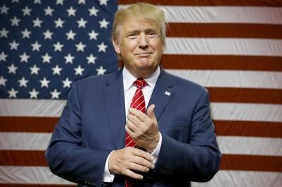 Mur avec le Mexique, environnement… les briques du projet de Donald Trump se mettent en place