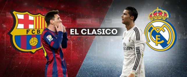 El Clásico sera l'affiche par excellence (16h15) : Camp Nou l'«atracción» du jour.