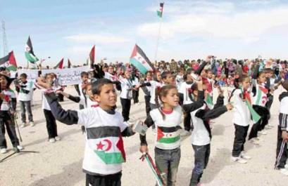 Enfants réfugiés sahraouis : aide italienne de 500.000 euros