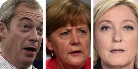 Attentat de Berlin: «Angela Merkel est responsable», accuse l'extrême droite européenne