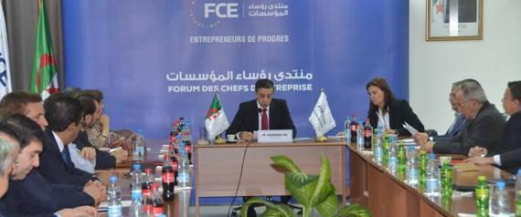 Ali Haddad reste à la tête du FCE.