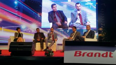 Brandt Algérie lance sa nouvelle Gamme TV et annonce exclusivement