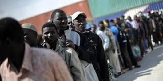 Des centaines de migrants expulsés, plus d'un millier bloqué à Tamanrasset