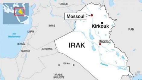Un journaliste irakien tué à Kirkouk