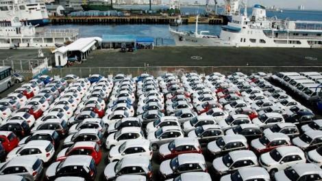 L'Algérie a importé pour près de 100 millions de dollars de véhicules Hyundai et Kia