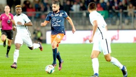 Des clubs anglais l'ont supervisé contre Paris : Boudebouz : «On verra ce qui va se passer !»