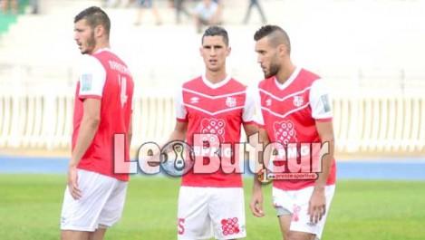 Football: Tanger et le FUS Rabat au menu du CR Belouizdad au Maroc