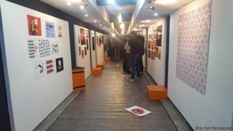 Le café littéraire «le sous-marin», un lieu ou l'art redevient populaire