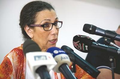 Louisa Hanoune à l'ouverture des travaux  du Bureau politique du PT:  «Le scrutin du 4 mai est illégitime»