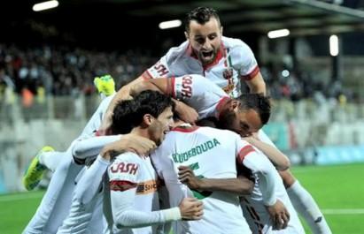 Ligue 1 Mobilis: le MCA bat USM Bel-Abbès (3-1) et termine champion d'hiver