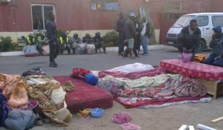 «Chasse à l'homme noir» en Algérie : la presse mondiale s'indigne