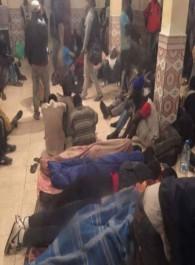 La LADDH dénonce des arrestations massives des migrants à Alger