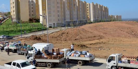Khemis-El-Khechna: (Boumerdès) 330 familles relogées
