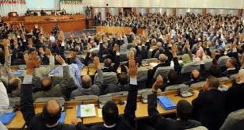 L'opposition parlementaire dans la constitution algérienne:De la négation à la reconnaissance explicite