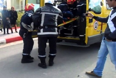 Alger : Une femme brûlée vive dans un incendie à Bordj El Kiffan.