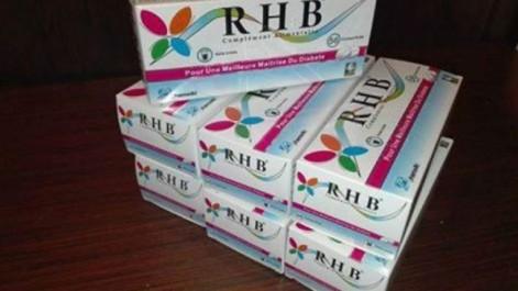 Près de 200.000 Boîtes du complément RHB retirées du marché: Les explications de Sellal