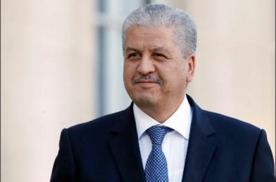 Abdelmalek Sellal reçoit l'Envoyé spécial du président zambien