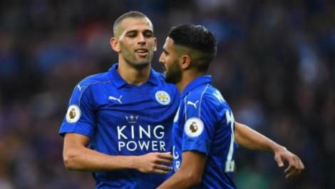 Ligue des champions: Leicester sans Sliamni et Mahrez contre Porto