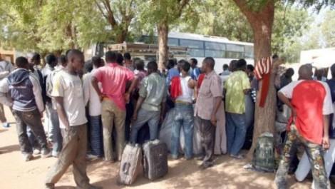 1500 réfugiés sub-sahariens arrêtés et reconduits aux frontières du sud algérien
