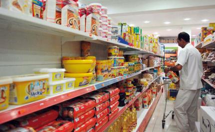 Commerce: détails de la hausse quasi générale des prix alimentaires en novembre