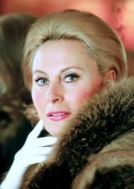 France: Décès de la comédienne Michèle Morgan