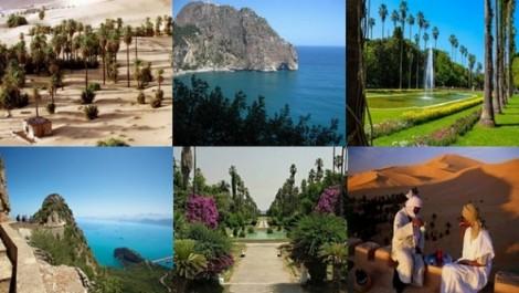 Le secteur du tourisme, au cœur des préoccupations de l'Algérie.