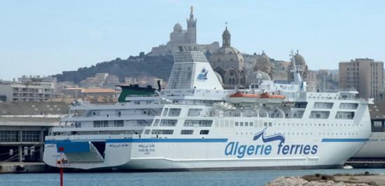 Nouvelle ligne maritime Mostaganem-Barcelone.