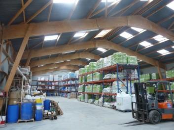 Ouargla: Une nouvelle unité de stockage de produits agricoles bientôt opérationnelle à Sidi-Khouiled.