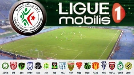 Ligue 1 (19e journée) : MCA-NAHD, JSK-ESS et OM-JSS avancés au mardi 7 février.