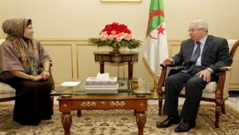 L'Algérie en tête des priorités de coopération de l'Indonésie