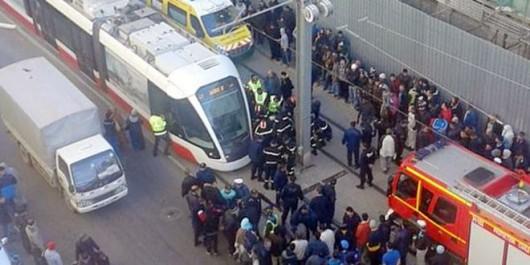 Accident mortel de tramway au centre-ville d'Oran: Le conducteur de la rame remis en liberté