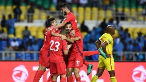 CAN 2017: la Tunisie en quarts sans trembler