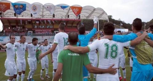 Mondial militaire de football: la sélection algérienne à Oman pour «aller le plus loin possible»