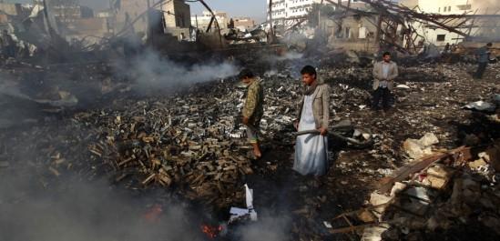 Près de 70 morts dans des combats en 24 heures au Yémen