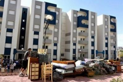 Zoukh: Relogement de 52.000 familles en trois ans à Alger