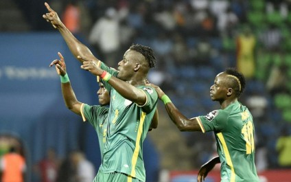 CAN 2017 : le Sénégal frappe fort face à la Tunisie (2-0)