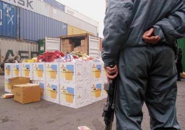 Port (Annaba): Saisie de marchandises d'une valeur de 18 millions DA