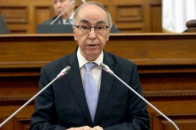 Baba Ammi : «La loi des Finances ne sera pas soumise au vote»