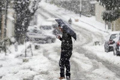 Averses et neige jusqu'à la fin du week-end